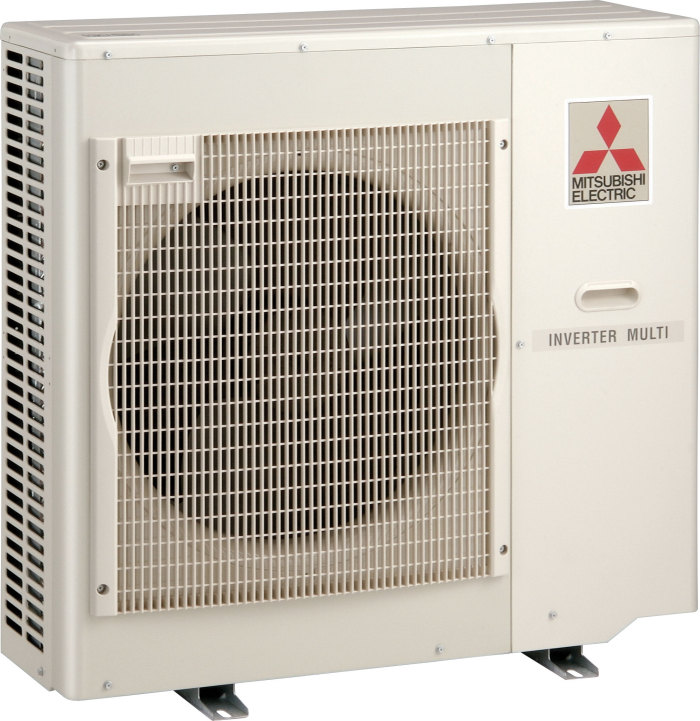 Quadrisplit mitsubishi electric mxz 4d83va for Climatizzatori multisplit